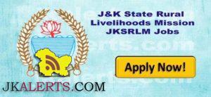 J&K State Rural Livelihoods Mission