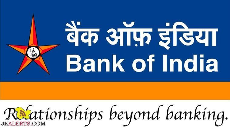 Bank of India Jobs