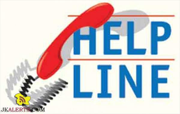 Govt ,Covid19 ,24x7 ,Helpline Number ,Kashmir Division.