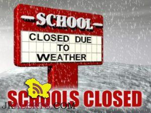Kashmir valley schools remain closed tommorow
