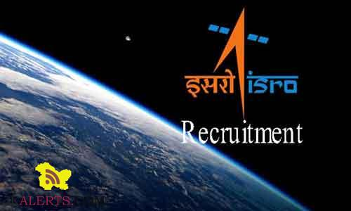 ISRO Jobs Recruitment 2021.