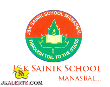 J&K Sainik School Manasbal Viva voce of candidates for admission to class 6th & 9th