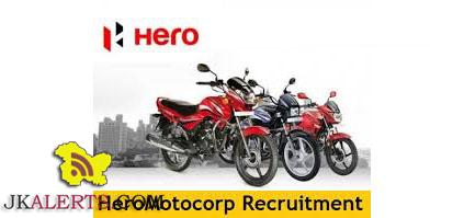 Jobs in Hero MotoCorp Authorized Dealership