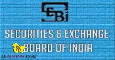 SEBI Jobs , SEBI Officer Grade A Recruitment 2020,