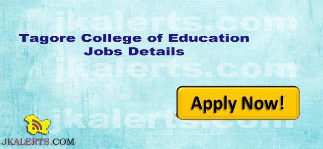 Tagore-College-of-Education-Jobs