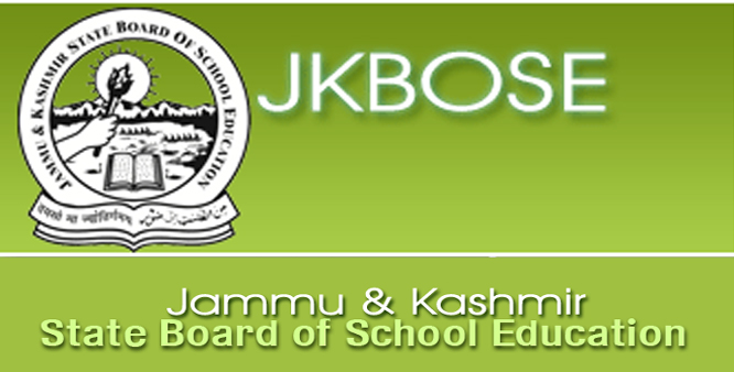 JKBOSE Notification