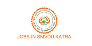 SMVDU Recruitment 2018