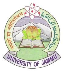 Latest Jammu university jobs