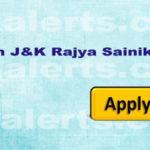 Jobs in J&K Rajya Sainik Board