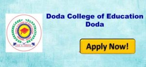 doda college of education doda jobs