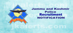 J&K Police Recruitment, Constable , J&K Executive Police ,100 posts