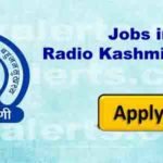 Radio Kashmir Jammu Recruitment 2018