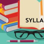 Cluster University Srinagar Syllabus for Entrance Test