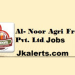 JOBS IN AL NOOR AGRI FRESH PVT LTD