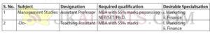 cluster university kashmir jobs Recruitment jkalerts