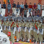 Passing Out Parade of 790 Jawansas Constables.