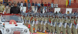 Passing Out Parade of 790 Jawans as Constables.