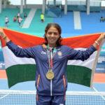 Ankita Raina wins Bronze medal in Indonesia