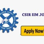 CSIR-IIIM Jobs Recruitment