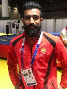 J&K's Surya Bhanu Pratap Singh confirm medal in Asian Games