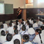 Ethical workshop was commemorated at Jammu Sanskriti School, Jammu
