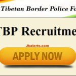 ITBP recruitment, ITBP Constable Jobs, ITBP (General Duty) Recruitment 2020.