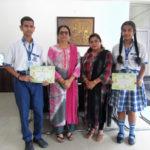 Jammu Sanskriti School, Jammu Quiz Competition in Collaboration with PCRA