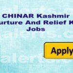 Jobs in Child Nurture and Relief Kashmir
