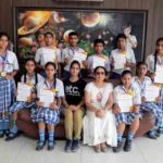 Jammu Sanskriti School, Jammu got Medals in Sahodaya Interschool Karate Championship-2018.