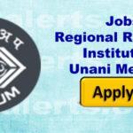 Regional Research Institute of Unani Medicine