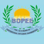 JAKBOPEE  Provisional Third and Final Select List for Admission of B. Ed.