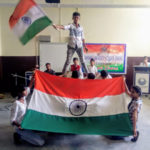 "Jammu Sanskriti School, Jammu Reminiscences ""KRANTI DIWAS """
