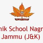 Sainik School Nagrota Entrance Exam Result.