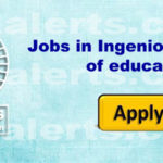 Jobs in Ingenious School of education