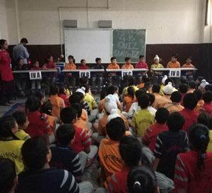 Jammu Sanskriti School Quiz Competition