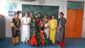 Fancy Dress Competition in Jammu Sanskriti School