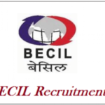 Broadcast Engineering Consultants India Limited BECIL's Recruitment