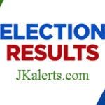 J&K Municipal Elections Results :