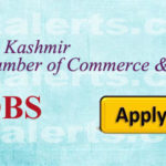 The Kashmir Chamber of Commerce and Industry KCCI Recruitment, KCCI J&K Jobs, KCCI Recrutiment, Kashmir jobs, Kashmir Recruitment