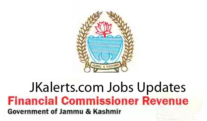 Jammu & Kashmir Land Records Management Agency (JaKLaRMA) jobs recruitment jkalerts