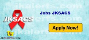 J&K State Aids prevention and Control Society, JKSACS Interview Schedul, JKSACS, JKSACS Administrative Officer,Computer Literate Steno (CLS) interview Schedule