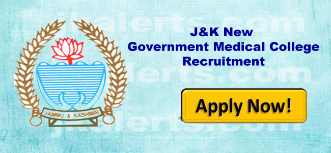 Gmc Kathua Walk In Interview For Various Posts Jammu And