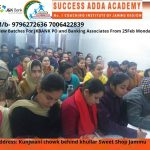 Success Adda Academy going to start crash course for PO and Banking Associates