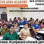 Success Adda Academy Jammu.
