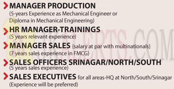 BIPL Srinagar Kashmir Jobs updates.