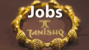Tanishq Showroom Jammu jobs