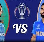 India vs Afghanistan, live scorecard , Cricket World Cup 2019.