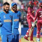 India vs West Indies, live scorecard ,Cricket World Cup 2019.