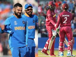 India vs West Indies, live scorecard ,Cricket World Cup 2019.