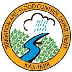 Kashmir Irrigation,Flood Control Department, Gauge Reading, 10 pm.